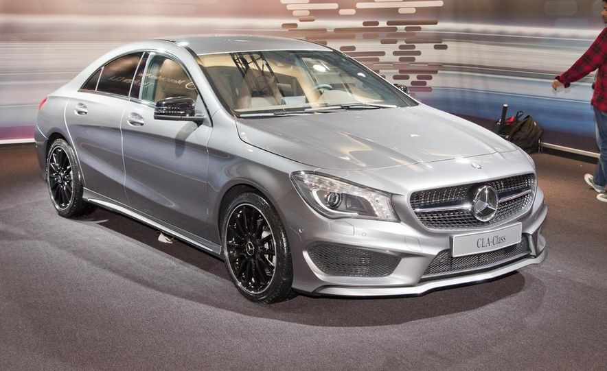 2014 Mercedes-Benz CLA200 Edition 1 - Slide 2
