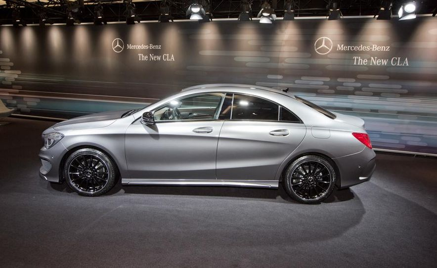 2014 Mercedes-Benz CLA200 Edition 1 - Slide 5