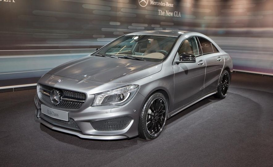 2014 Mercedes-Benz CLA200 Edition 1 - Slide 6