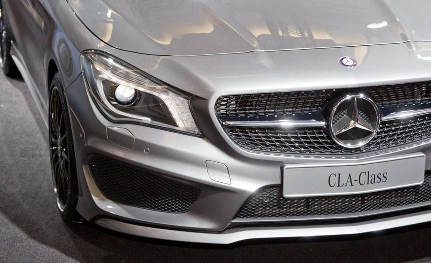 2014 Mercedes-Benz CLA200 Edition 1 - Slide 7