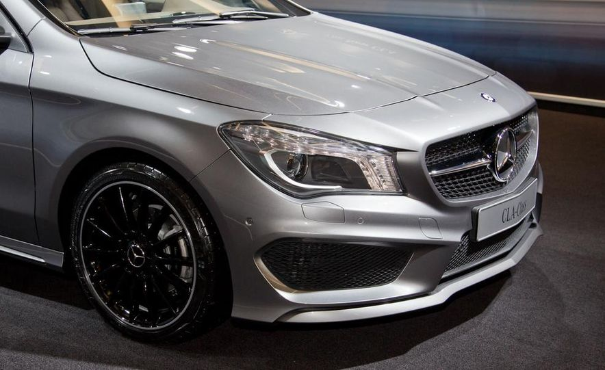 2014 Mercedes-Benz CLA200 Edition 1 - Slide 8