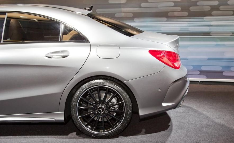 2014 Mercedes-Benz CLA200 Edition 1 - Slide 9