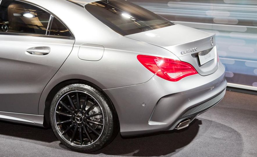 2014 Mercedes-Benz CLA200 Edition 1 - Slide 10