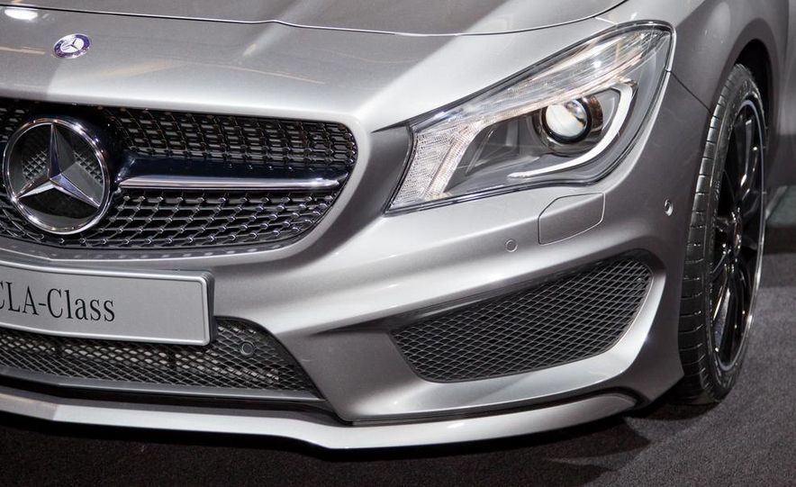 2014 Mercedes-Benz CLA200 Edition 1 - Slide 11