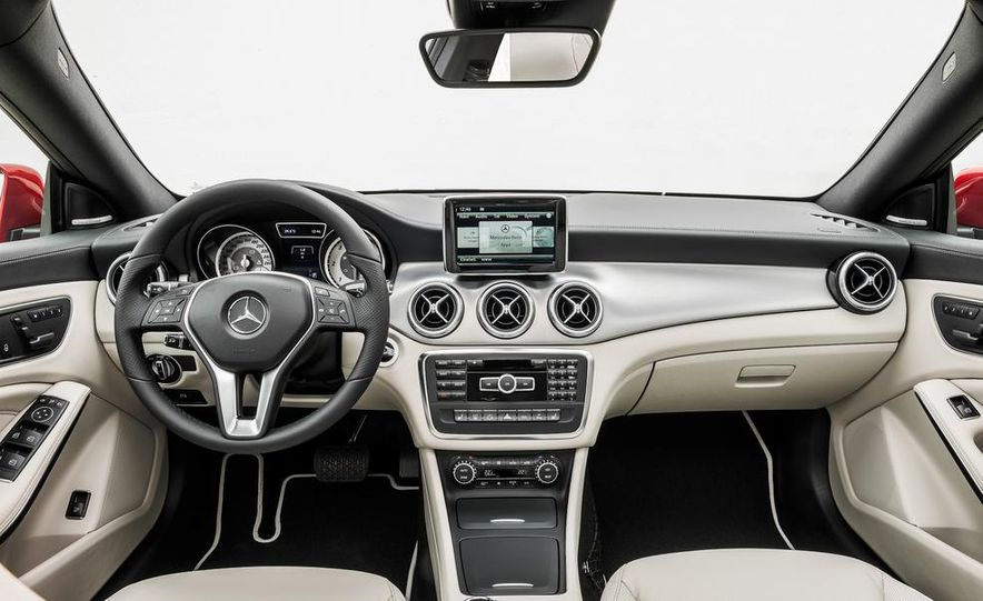 2014 Mercedes-Benz CLA200 Edition 1 - Slide 51