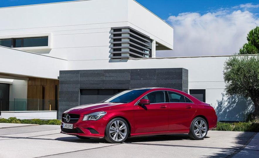 2014 Mercedes-Benz CLA200 Edition 1 - Slide 42