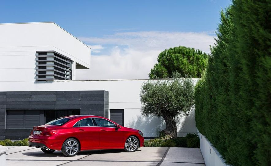 2014 Mercedes-Benz CLA200 Edition 1 - Slide 43