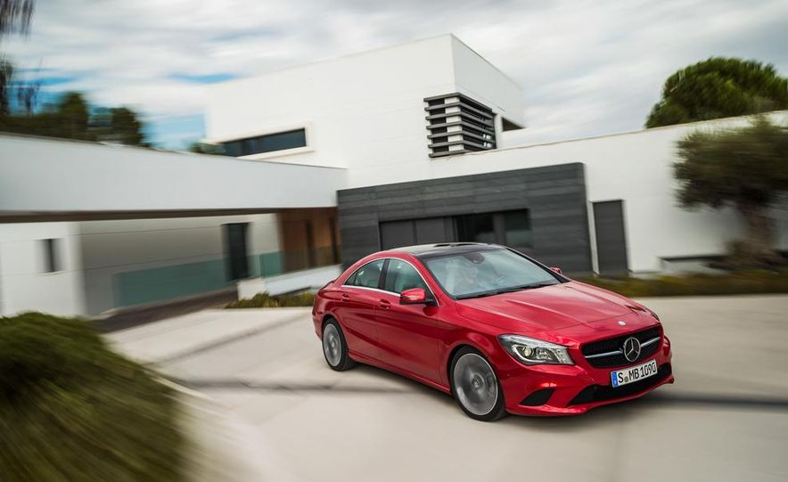 2014 Mercedes-Benz CLA200 Edition 1 - Slide 46