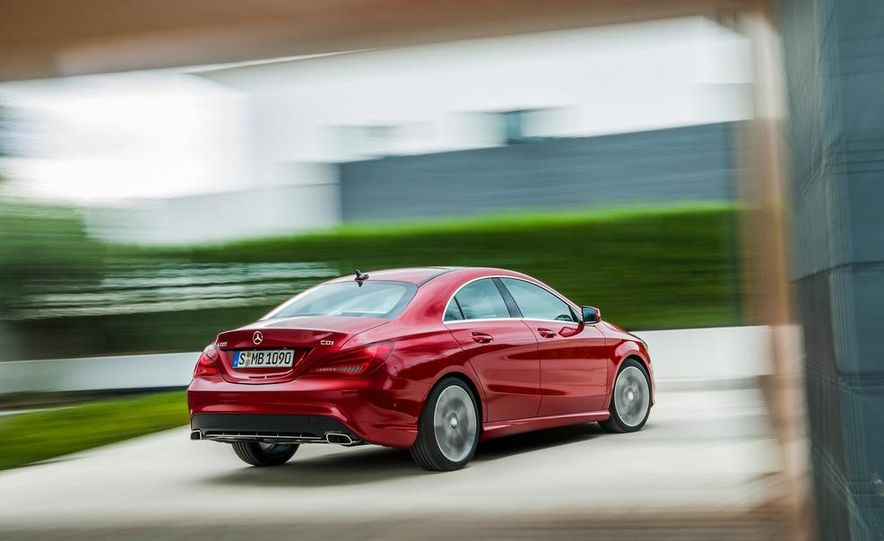 2014 Mercedes-Benz CLA200 Edition 1 - Slide 47