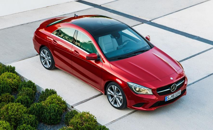 2014 Mercedes-Benz CLA200 Edition 1 - Slide 48