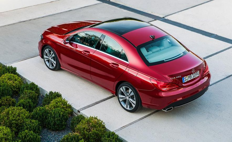 2014 Mercedes-Benz CLA200 Edition 1 - Slide 49
