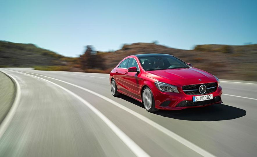 2014 Mercedes-Benz CLA200 Edition 1 - Slide 50