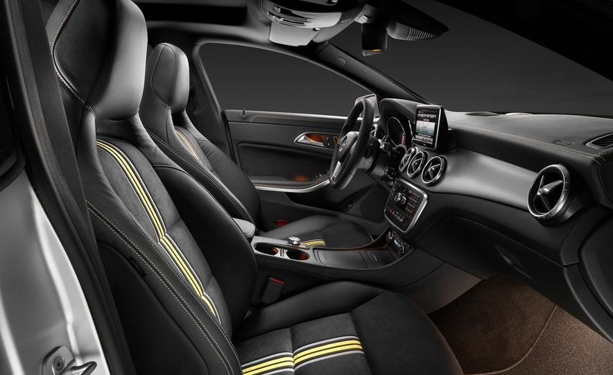 2014 Mercedes-Benz CLA200 Edition 1 - Slide 41