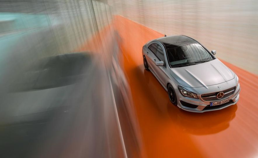 2014 Mercedes-Benz CLA200 Edition 1 - Slide 17