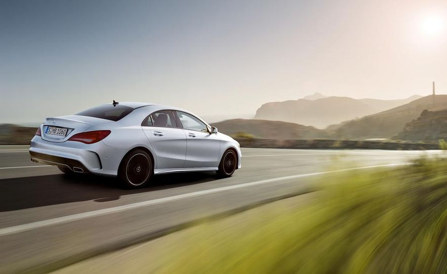 2014 Mercedes-Benz CLA200 Edition 1 - Slide 18