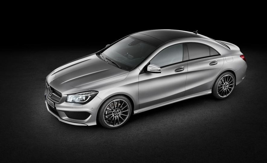 2014 Mercedes-Benz CLA200 Edition 1 - Slide 34