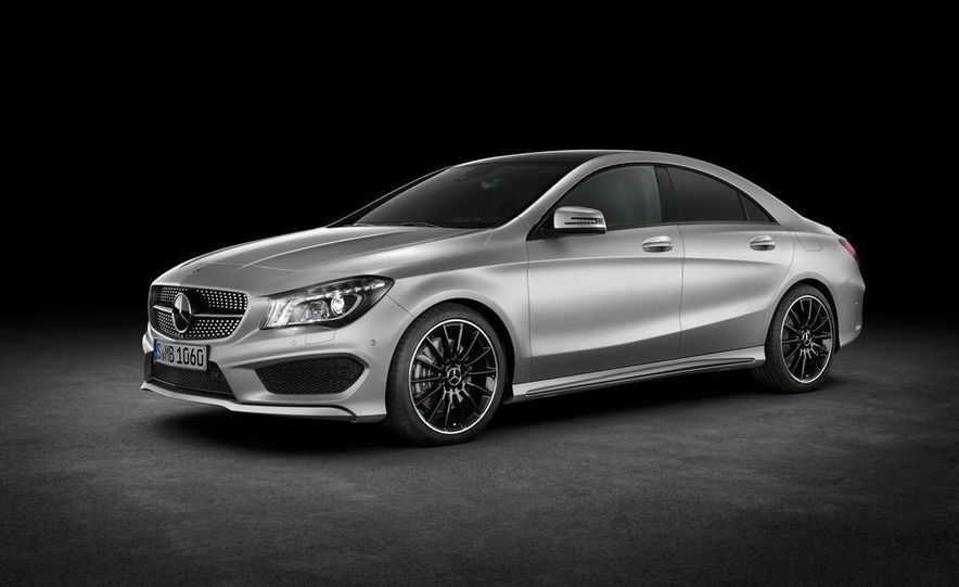 2014 Mercedes-Benz CLA200 Edition 1 - Slide 35