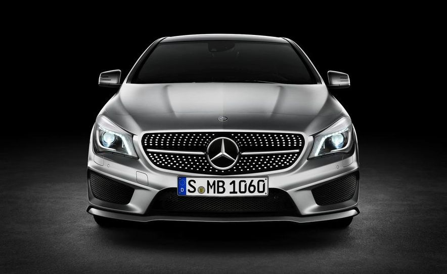 2014 Mercedes-Benz CLA200 Edition 1 - Slide 36