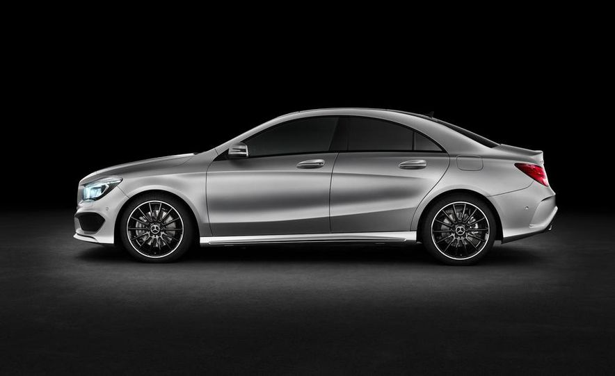 2014 Mercedes-Benz CLA200 Edition 1 - Slide 38