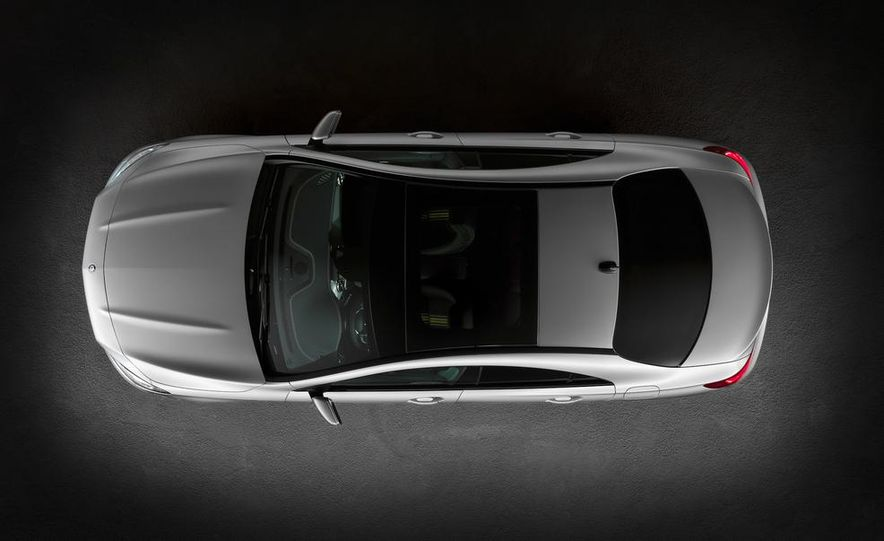 2014 Mercedes-Benz CLA200 Edition 1 - Slide 39
