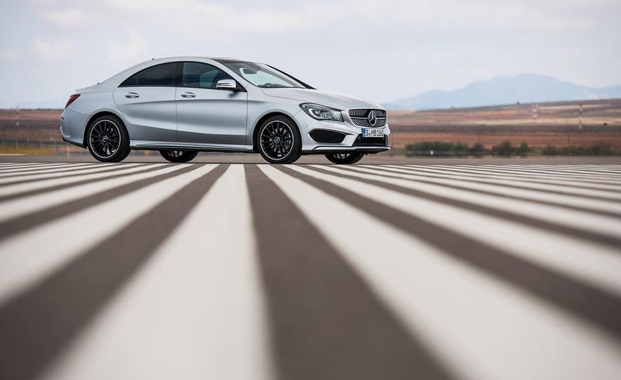 2014 Mercedes-Benz CLA200 Edition 1 - Slide 19