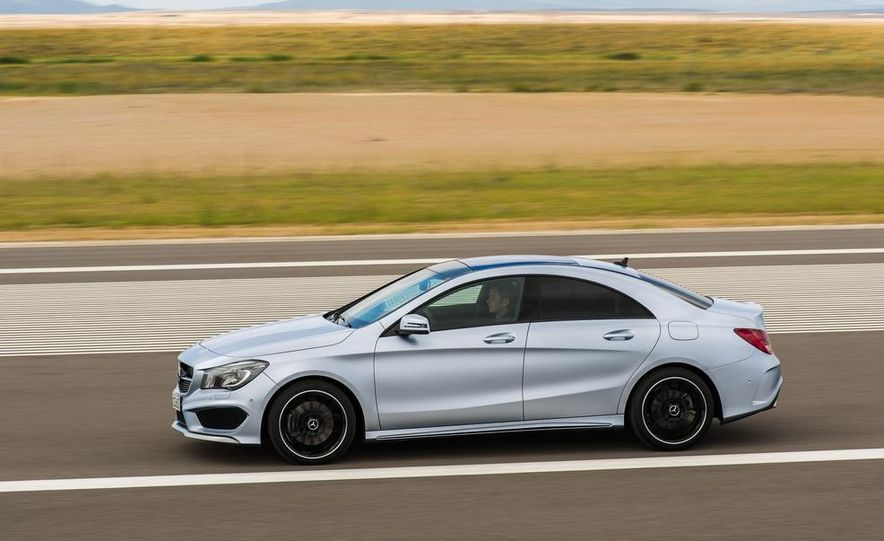 2014 Mercedes-Benz CLA200 Edition 1 - Slide 20
