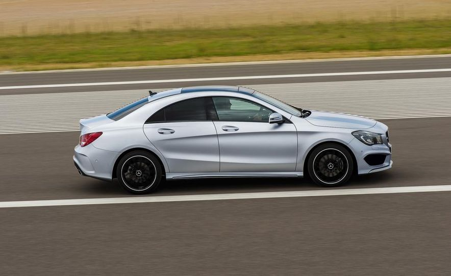 2014 Mercedes-Benz CLA200 Edition 1 - Slide 21