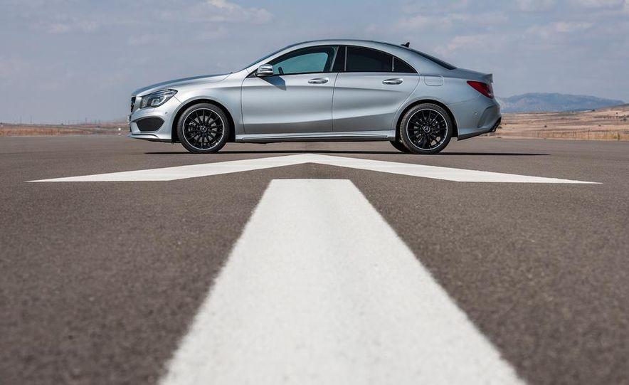 2014 Mercedes-Benz CLA200 Edition 1 - Slide 22