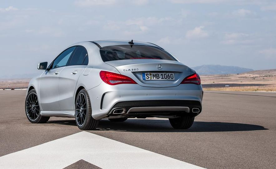 2014 Mercedes-Benz CLA200 Edition 1 - Slide 25