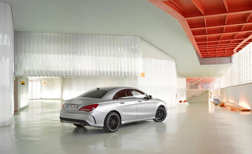 2014 Mercedes-Benz CLA200 Edition 1 - Slide 26