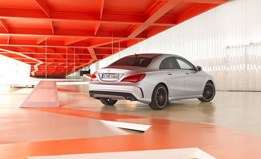 2014 Mercedes-Benz CLA200 Edition 1 - Slide 28