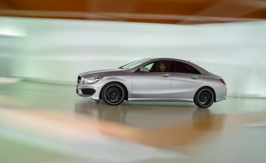 2014 Mercedes-Benz CLA200 Edition 1 - Slide 29