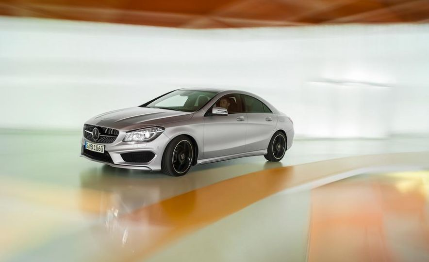 2014 Mercedes-Benz CLA200 Edition 1 - Slide 30