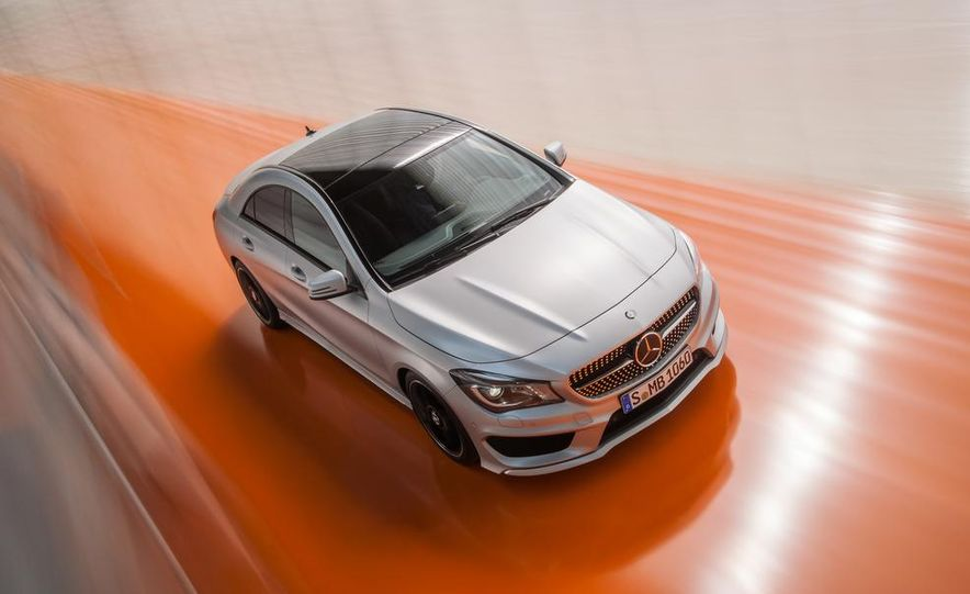 2014 Mercedes-Benz CLA200 Edition 1 - Slide 31