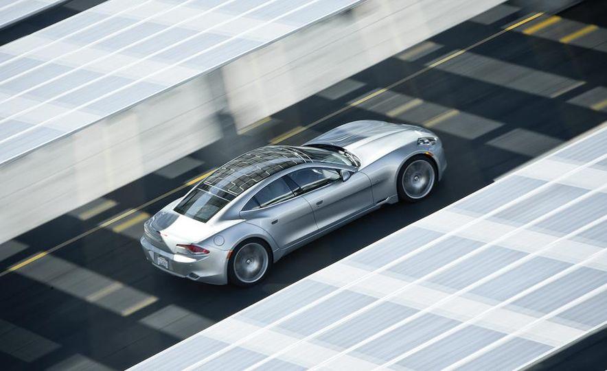 Audi E-Tron concept - Slide 13