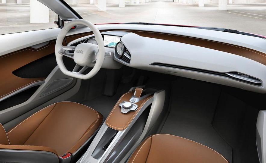 Audi E-Tron concept - Slide 10