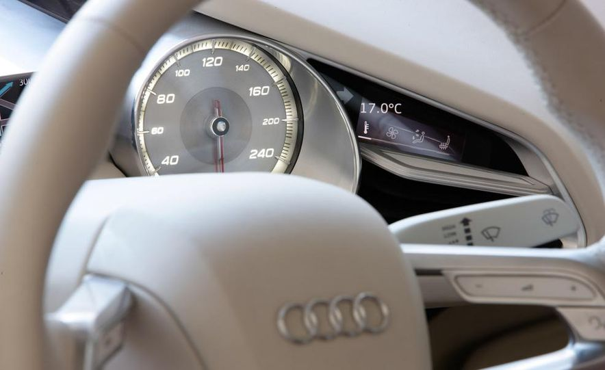 Audi E-Tron concept - Slide 8
