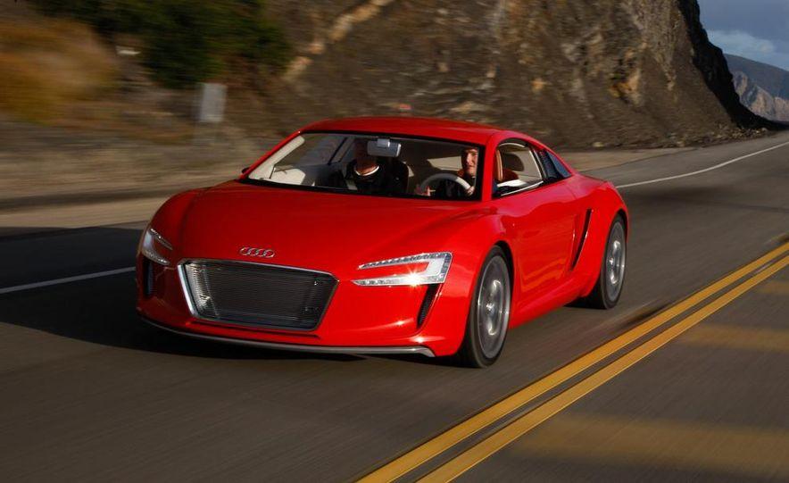 Audi E-Tron concept - Slide 1
