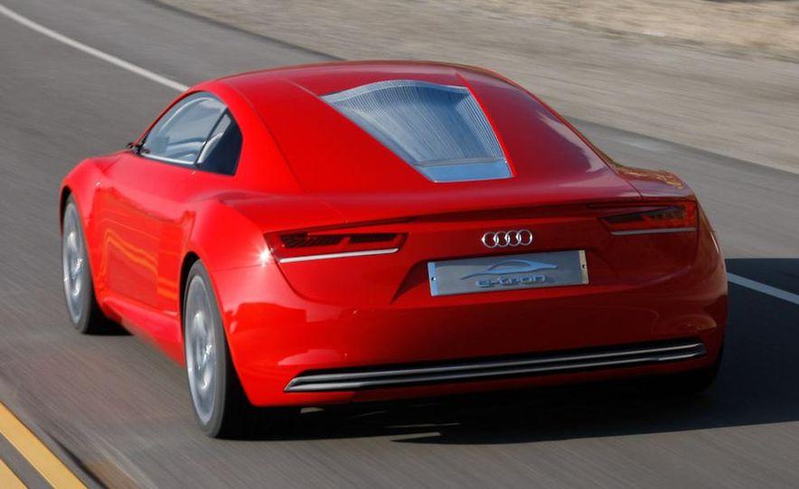 Audi E-Tron concept - Slide 4