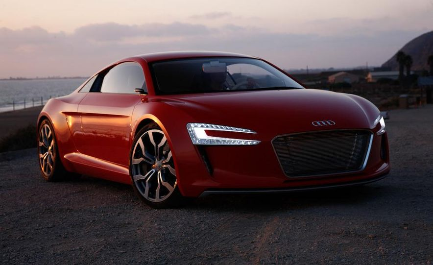 Audi E-Tron concept - Slide 5
