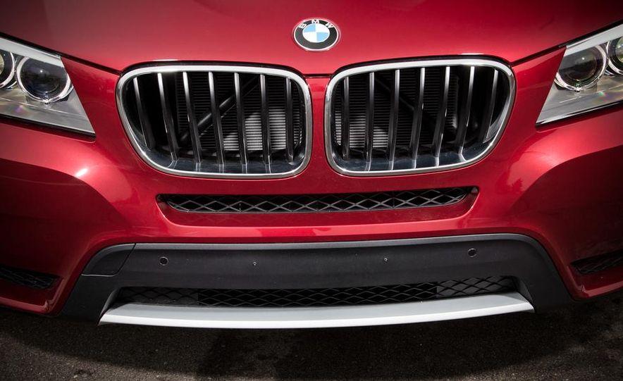 2013 BMW x3 xDrive28i - Slide 9