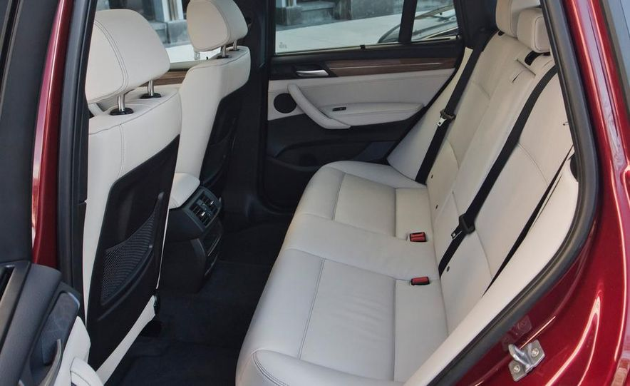 2013 BMW x3 xDrive28i - Slide 16