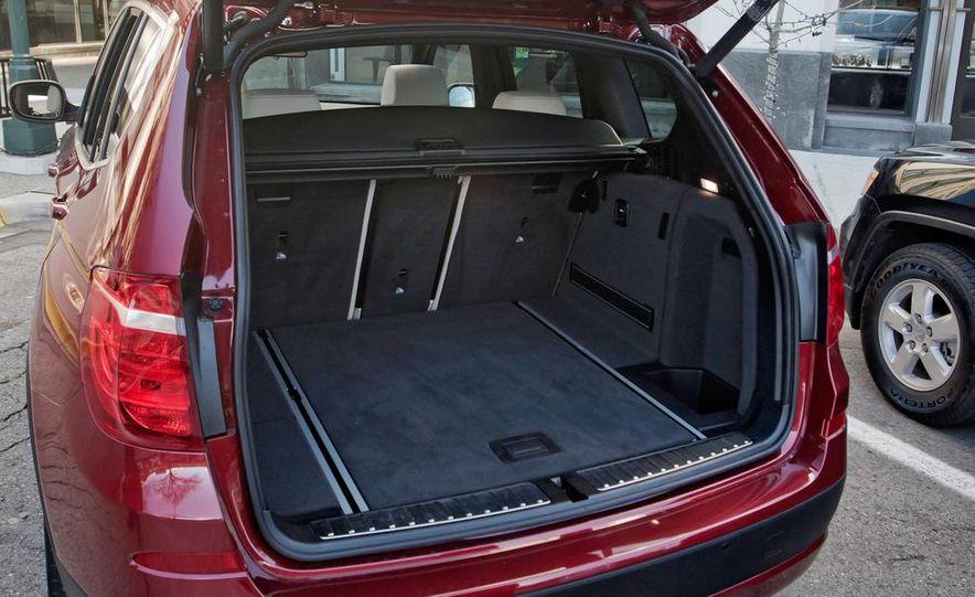 2013 BMW x3 xDrive28i - Slide 21