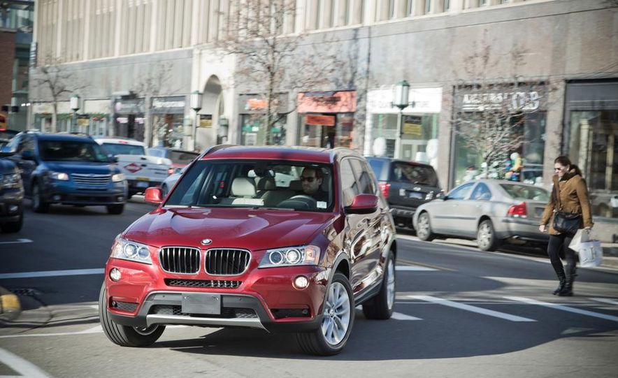2013 BMW x3 xDrive28i - Slide 1