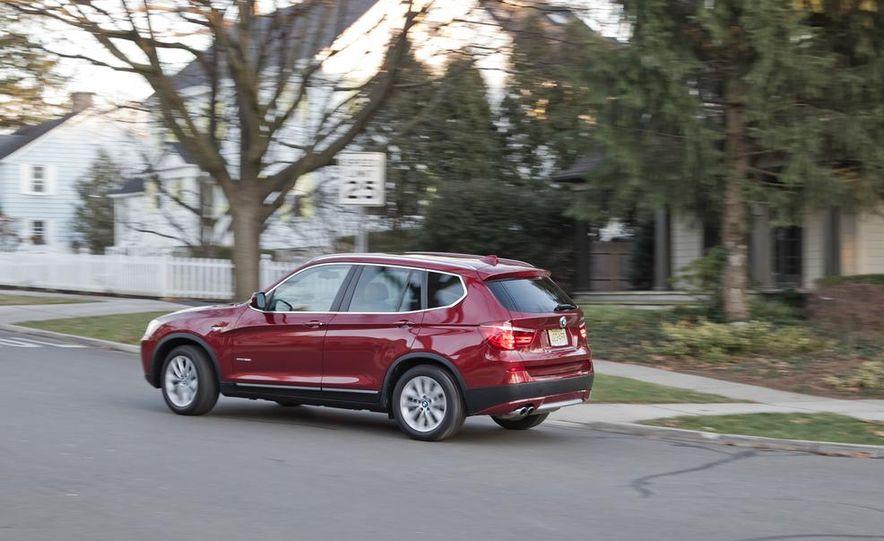 2013 BMW x3 xDrive28i - Slide 4