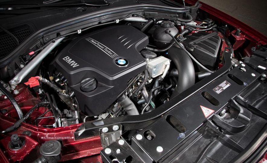 2013 BMW x3 xDrive28i - Slide 22