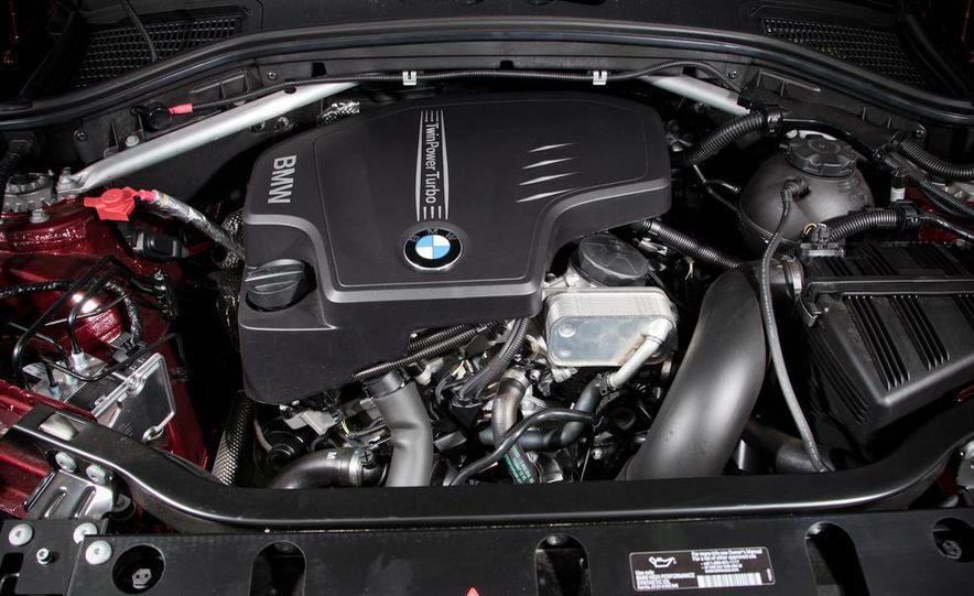 2013 BMW x3 xDrive28i - Slide 23