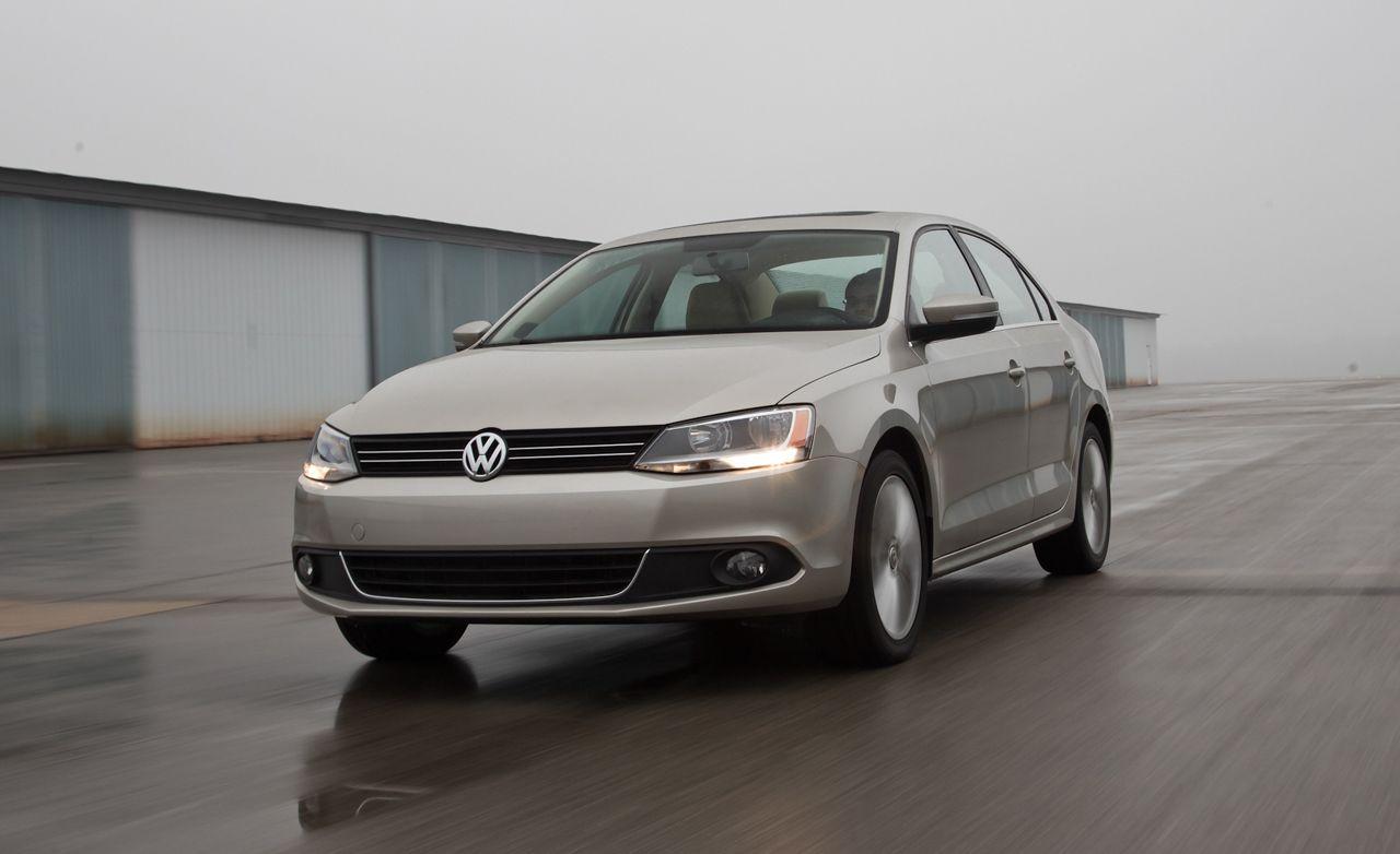2013 Volkswagen Jetta 2.5 SEL