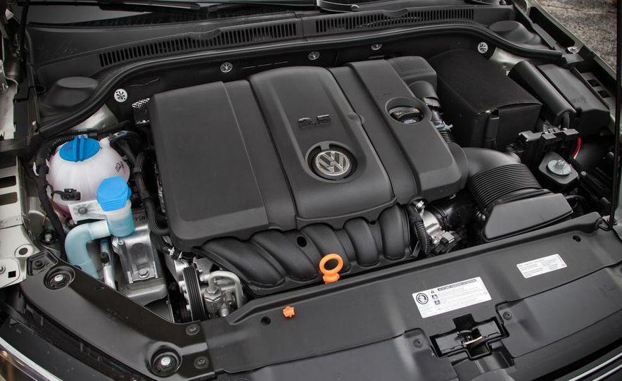 2013 Volkswagen Jetta GLI and TDI - Slide 31