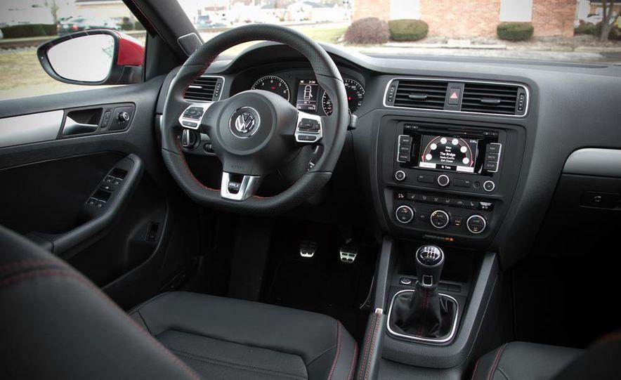 2013 Volkswagen Jetta GLI and TDI - Slide 44